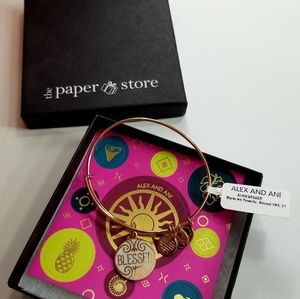 NWT Authentic Alex and Ani Bracelet